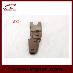 Military Tactical Left Hand Blackhawk Under Layer Gun Holster for M92 pictures & photos