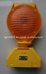 Hot Sell Solar Barricade Light with Mono Panel pictures & photos