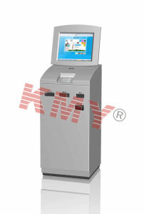 Multi Media System Self Bill Payment Kiosk, Outdoor Information Kiosk, Bill Acceptor Kiosk pictures & photos