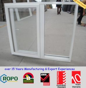 Custom Colors and Size Pvcu Frame Hurricane Impact Sliding Window pictures & photos