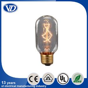 Carbon Filament Edison Light Bulb T45 pictures & photos