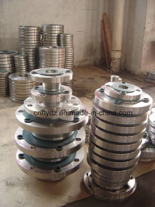 Alloy Steel Threaded Forging Flange pictures & photos