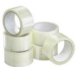 Transparent Adhesive BOPP Tape
