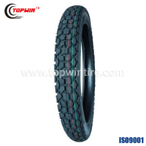 Cross Country Durable Motorcycle Tyre 2.75-17 2.75-18