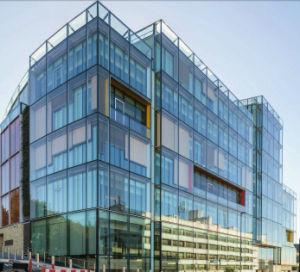 Thermally Broken Frame Glass Curtain Wall