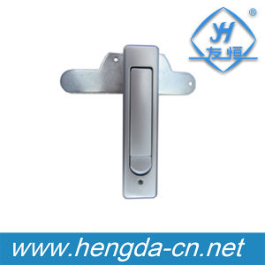 Zinc Keyless Electronic Cabinet Plane Lock (YH9567) pictures & photos