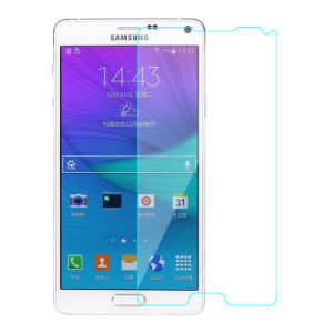 OEM/ODM Glass Screen Protector for Samsung Note 5 pictures & photos