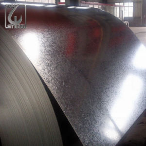 Aluzinc Steel Gi Coil Antifinger Galvanized Steel Coil for Corrugated Sheet pictures & photos