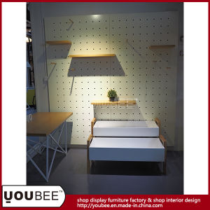 Wholesale Metal Slatwall, Clothes Display Stand for Retail Store pictures & photos