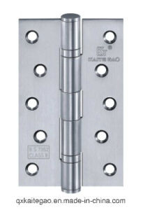 Stainless Steel Ball Bearing Practical Door Hinge (3053FB-4BB/2BB) pictures & photos