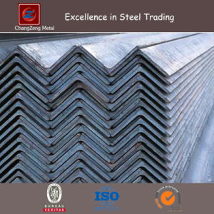 Hot Rolled Milled Steel Prime Steel Angle Bar (CZ-A60) pictures & photos