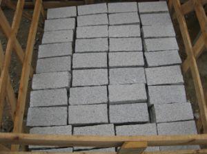 Grey Granite Sandblasted Paving Stone pictures & photos