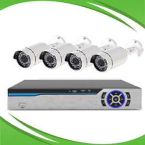 New Technology 720p Poc and Eoc IP CCTV Camera System pictures & photos