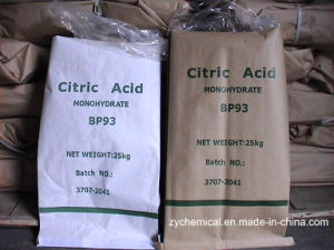 Citric Acid Anhydrous / Monohydrate, Food Additive, Food & Beverage pictures & photos