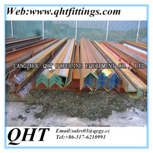 Q235 and Q195 Equal Steel Angles for Construction pictures & photos