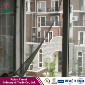 Rubber Strips/Elegant/Brief Magnetic Window Screens for Various Windows pictures & photos