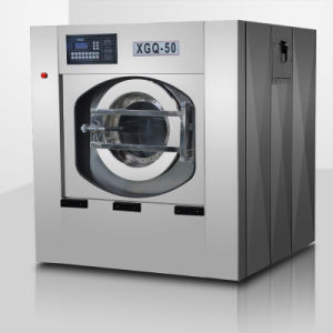 Laundry Equipment/CE Stainless Steel Industrial Washer Extractor (15-100kg) pictures & photos