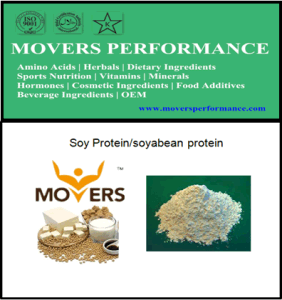 Hot Sell Natural Protein: Soy Protein/Soyabean Protein pictures & photos