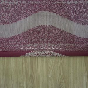 U. S. Popular Embroidery Like Window Fabric Curtain pictures & photos