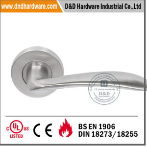 Fire Rated Door Handle pictures & photos