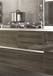 High Gloss Modular Kitchen Cabinets for Home furniture (Customized) pictures & photos