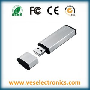 Promotional Metal USB Flash 4GB, OEM Customized Metal USB Memory Stick pictures & photos