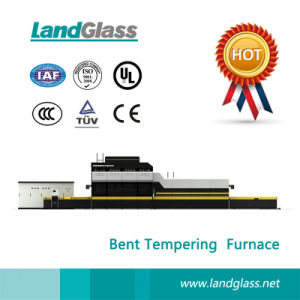 Luoyang Landglass Continuous Flat Tempered Glass Machine pictures & photos