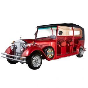 Electric Classic Car, 9 Seats, Eg6090k pictures & photos