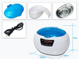 Ultrasonic Cleaner Machine Made in Plastic pictures & photos