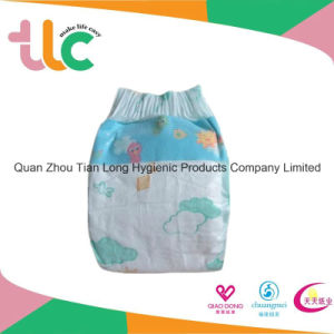 Super Absorbent High Quality Breathable Baby Diaper Babay Diaper