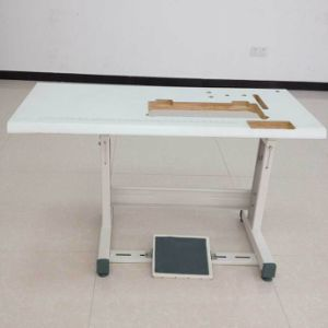 Sewing Machine Post Forming Table and Adjustable Stand