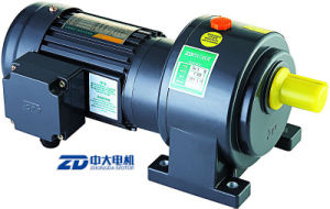 Shaft Dia 28mm Small AC Gear Motor (Horizonal) pictures & photos