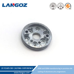High Pressure Permanent Mold Precision Magnesium Aluminium Metal Machine Die Castings