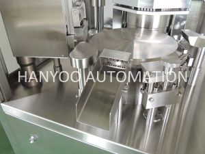 Cheap Price Pharmaceuticals Njp-800c Automatic Capsule Machine pictures & photos