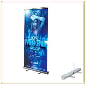 Promotional Aluminum High Quality Roll up Banner Stands pictures & photos