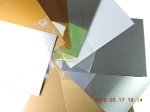 1mm Printable Aluminum Sheet for Sublimation Printing pictures & photos