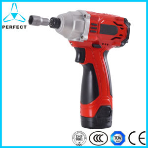 10.8V/12V DC Motor Cordless Impact Screwdriver pictures & photos