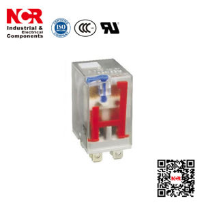 12V 10A 2 Pole for General Purpose Relay (HHC68AZ) pictures & photos