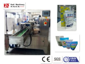 Rotary Doypack Machine for Zipper Pouch (GD8-200B) pictures & photos