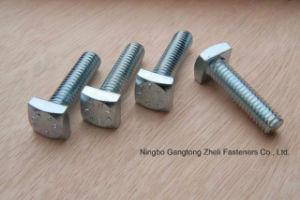 Steel Square Head Machine Screw M3-M64 pictures & photos
