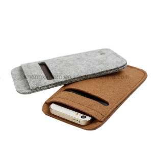Simple Felt iPhone Holder iPhone Case