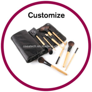Personalized Private Label 10 32 48 Makeup Brush Set pictures & photos
