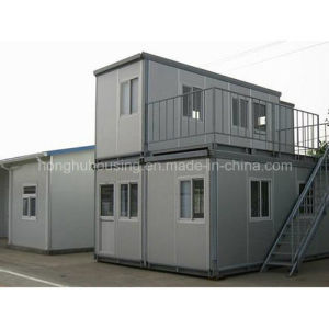 Container Living Home House with Bathroom for Cafe/Hotel/Toilet/Store pictures & photos