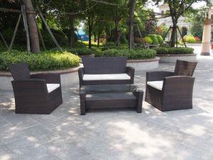 Outdoor Rattan Furniture Modern Leisure Patio Garden Sofa