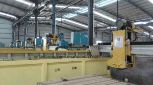 Infrared Bridge Cutting Stone Machine Pillared PLC-700 pictures & photos