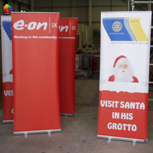 Roll up Banner Stand for Advertising pictures & photos