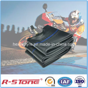 High Quality Butyl Motorcycle Inner Tube 3.50/4.10-18 pictures & photos