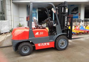 Niuli 3t Best Sell Eletric Forklift Truck Popular All Over The World pictures & photos