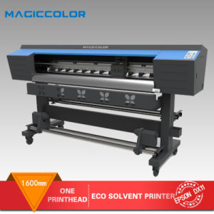 1.60m Large Format Eco Solvent Printer with Dx11 Printhead pictures & photos