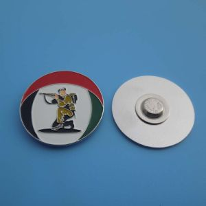 Round Shape UAE National Day Badge with Special Logo pictures & photos